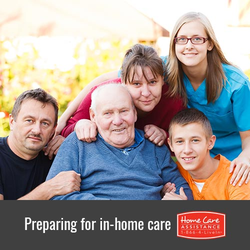 How to Prepare a Senior's House for In-Home Care in Lancaster, PA